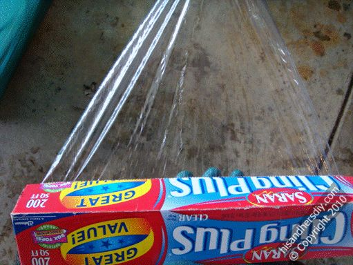cling-wrap