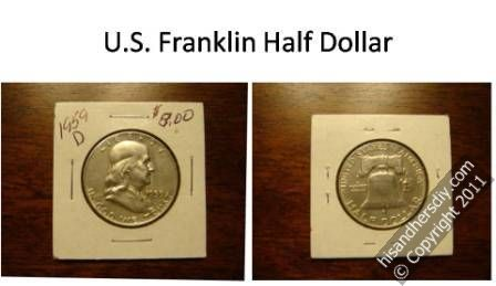 US-Franklin-Half-Dollar-and-reverse
