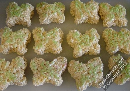 Green-Butterfly-Rice-Krispy-Treats