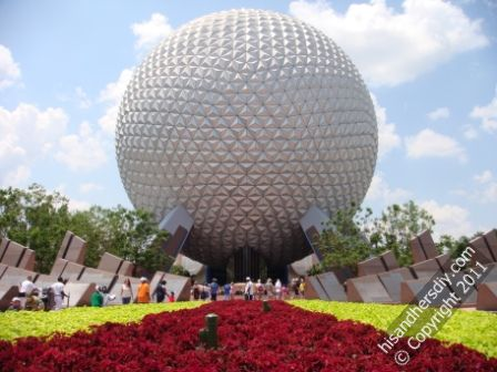 Epcot-Spaceship-Earth