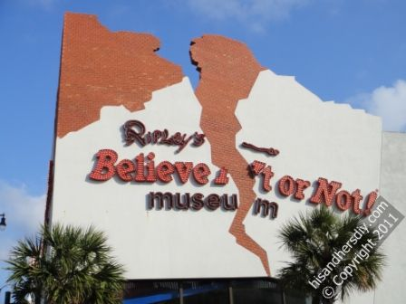 Ripleys-Believe-It-or-Not-museum-Myrtle-Beach