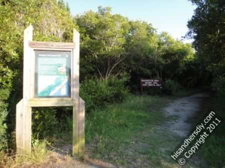 Sandpiper-Pond-Trailhead