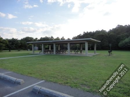 covered-picnic-areas-Huntington-State-Park