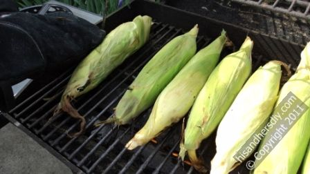grilling-glove-to-roll-corn