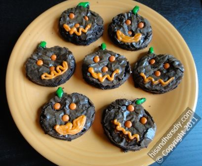 Pumpkin-Brownie-Treats